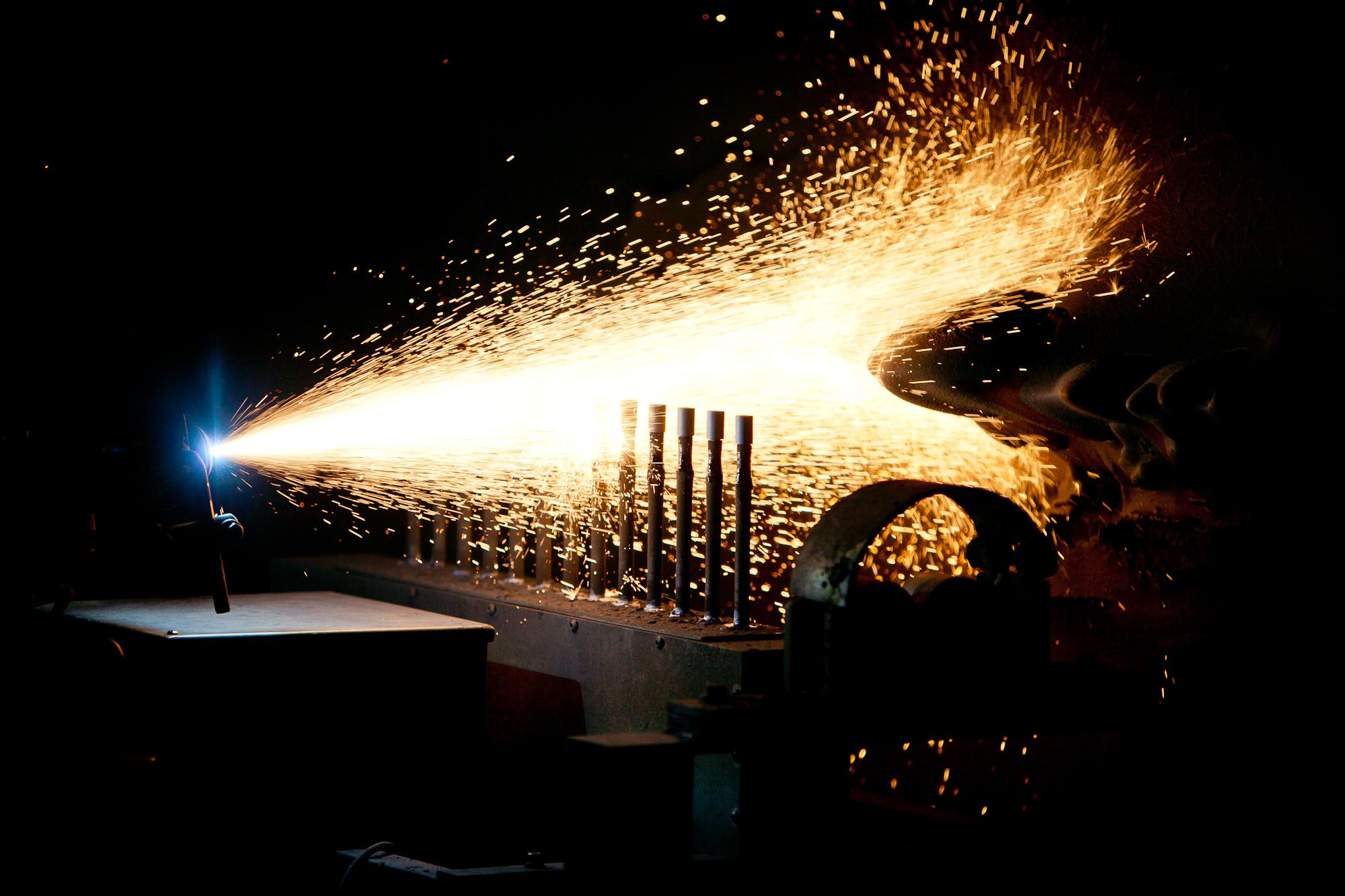 Arc Spray Manufacturing